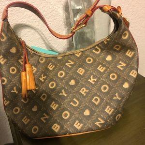 Vintage Dooney Bucket Bag